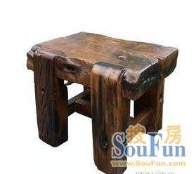 船木家具 船木凳子单卖 可以配套使用