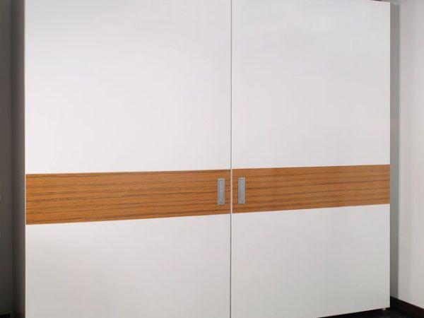 柯拉尼烤漆整体衣柜巴赫钢琴2代