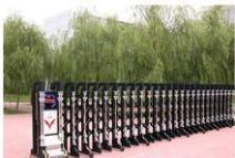 天津伸缩门价格,天津安装电动伸缩门,天津伸缩门生产厂家图片