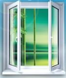 海螺塑钢门窗 60系列平开窗图片