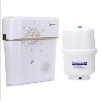 美的(midea) MRO121-4反渗透纯净水自来水过滤器