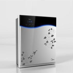 家用厨房净水器 美的 MRO103-4净水机 特价促销 正品