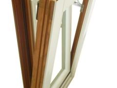 欧美主流铝木复合型材----尽在西安世纪门窗