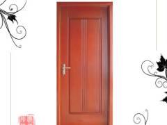 成都傲胜实木复合贴皮烤漆门