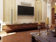 红檀�U自然檀系列WG011实木复合地板