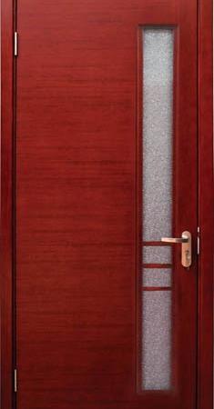 丽特ALT-093沙比利实木复合套装门