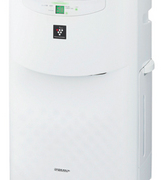夏普空气净化器ki-bb60-w空气消毒机、加湿型