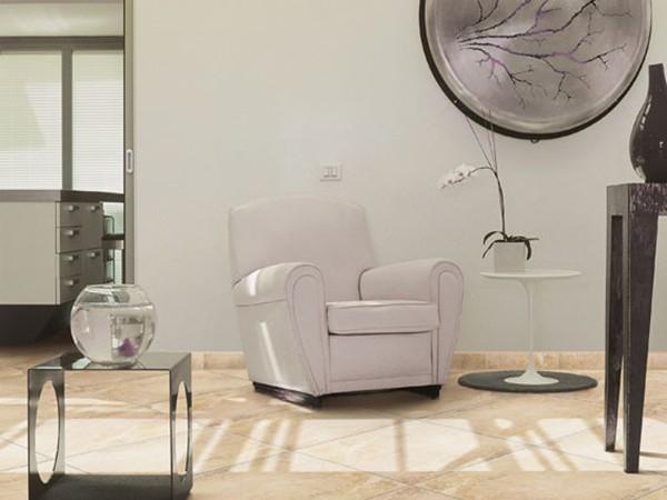 罗浮宫洛世奇60A地面亚光砖 赋予空间历史沧桑感和厚重感