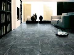 罗浮宫 洛世奇96B地面亚光砖 赋予空间历史沧桑感和厚重感