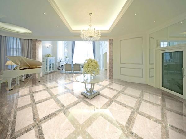 罗浮宫波西米亚80AP地面釉面砖C25 奢华另类 个性高贵