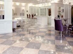 罗浮宫冰川世纪60AP地面釉面砖B21 清新如童话般自然