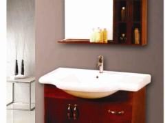 1000mm橡木浴室柜
