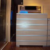 索菲亚B款五斗柜适合于简约风格