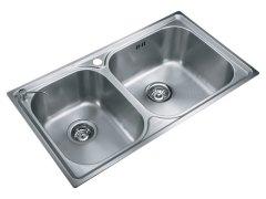 杜菲尼卫浴 不锈钢水槽DGP201