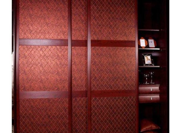 索菲亚衣柜 卡昂系列 整体衣柜 衣帽间 可量身定制