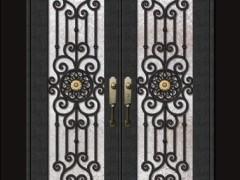 西斯廷--低碳钢门欧式别墅门豪华门家用门商用门