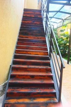 万家船木室内外楼梯13066109288
