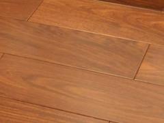 大自然花梨实木地板