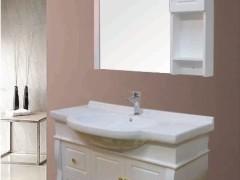 1150橡木浴室柜