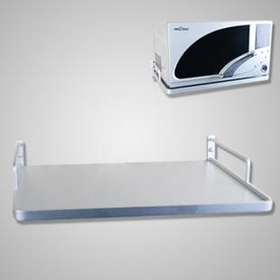 太空铝微波炉架子置物架微波炉架烤箱架托架微波炉支架