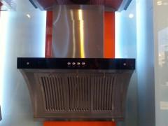 新款不锈钢侧吸式抽油烟机,近吸式油烟机