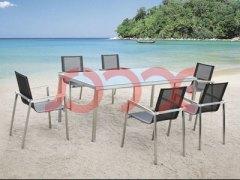 BERIT系列餐桌餐椅A