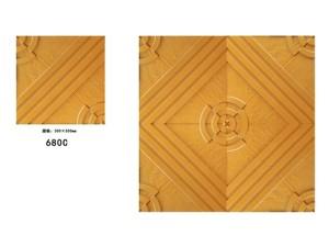 国家专利产品,净化空气的家标300*300内墙印花砖