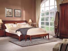 罗曼迪卡家具清仓甩卖 1.8米欧式床仅5100元/张