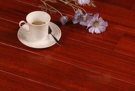 久盛圆盘豆 G-11-1实木地板 承诺绝无双色板 值得信赖