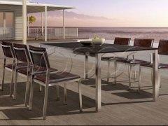 HIRAM系列餐桌餐椅