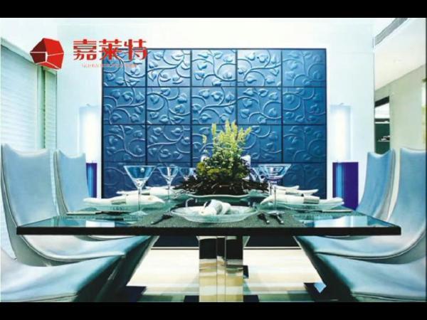 嘉莱特600*600装饰画【餐厅背景展示】