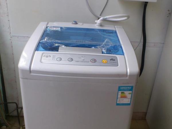 全自动波轮5.5公斤洗衣机
