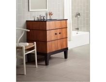 【科勒Kohler旗舰店】艾维多浴室柜762mm胡桃木色
