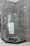 中宇卫浴钻石型淋浴房