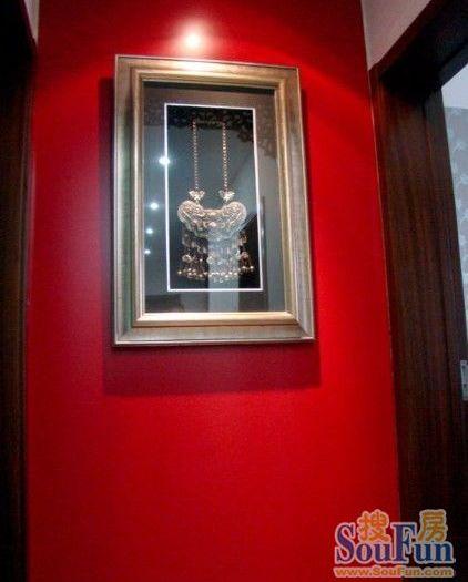 东南亚风格-140平米三居室-装修样板间