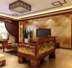 积水潭八号院-中式古典-四居室