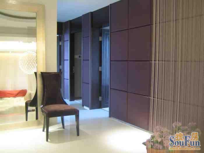 现代简约-798平米三居室-装修设计