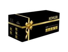【科勒Kohler旗舰店】可乐瑞浴室配件五件套礼盒