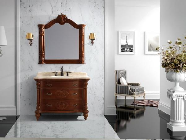 华美嘉洁具浴室柜WYS-L616A