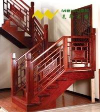 中式实木楼梯1件起批