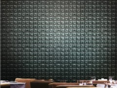 禾石-3D艺术背景墙-巧克力板