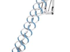 东方阁楼梯 伸缩楼梯壁挂款 阁楼楼梯
