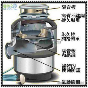 爱适易m65垃圾处理器,厨房中的革命