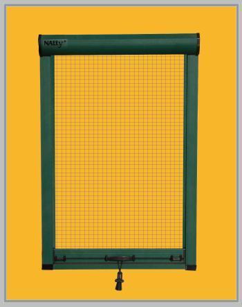 夏季阻挡蚊虫的建材产品 天津捷高隐形纱窗