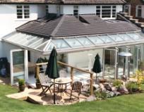 ALAFORM阳光房系统以及智能滑动天窗系统图片