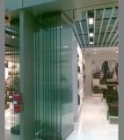 ALAFORM悬挂多角度转向玻璃移门系统图片