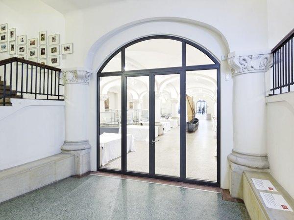 ALAFORM德国钢门窗系统
