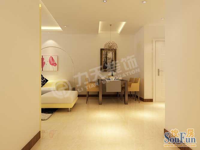 格中石膏装饰线   0㎡-客厅装修效果图   所以选择横向的石高清图片