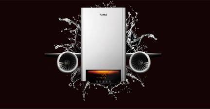 Fotile/方太 JSQ31-M0802 高效节能热水器