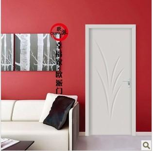 欧派木门 实木复合室内套装门 简约风格OP-076